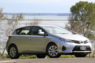 Toyota Corolla GX Hatch.