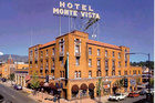 The Hotel Monte Vista is located in the center of Historic Downtown Flagstaff.