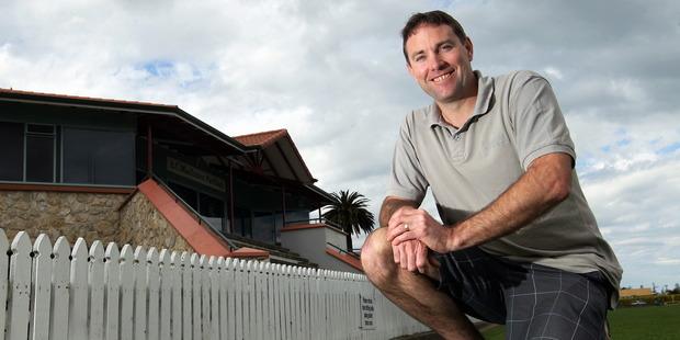 Hawke's Bay Cricket CEO Craig Findlay. Photo/Duncan Brown