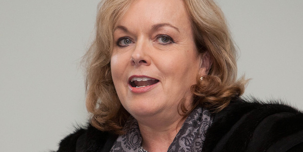 Judith Collins said the programme had 'all the hallmarks of a rort' which 'added very little for the money'. Photo / NZPA