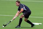 Veteran attacker Phil Burrows scored the decisive goal to beat England 4-3. Photo / NZPA / David Rowland