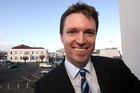 Party leader Colin Craig and his party is standing for binding referendums. Photo / Lynda Feringa