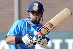 Suresh Raina: Terrific to watch. Photo / Getty