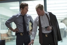 Matthew McConaughey and Woody Harrelson are well cast as detectives investigating a gruesome crime.