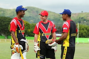 Former England player Geraint Jones has helped strengthen PNG cricket. Photo / Getty Images