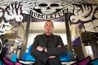 BurgerFuel chief executive Josef Roberts. Photo / Richard Robinson