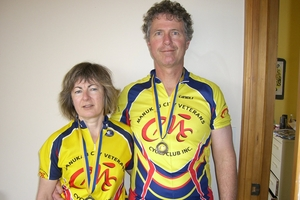 Jane Farrelly was killed while cycling with her husband, Ian. Her sister Tina McCullough is now campaigning for better safety for cyclists.
