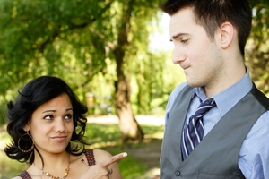 For some couples, arguing is a part of life, no matter where they are. Photo / Getty Images
