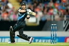 New Zealand T20 skipper Brendon McCullum sees an opportunity to close out a series. Photo / Getty Images