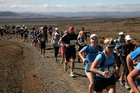 The Tussock Traverse weaves through lava fields, desert, alpine track and beech forest.