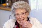 Eleanor Kinnaird celebrated her 104th birthday surrounded by family yesterday. Photo / Paul Taylor