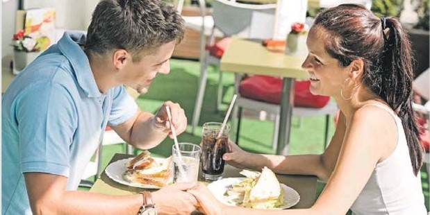 TABLE FOR TWO: Women outnumber men in Tauranga.