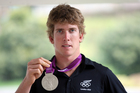 BOOST: Peter Burling won silver at the London Olympics and made Tauranga proud.