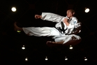 World champ Carl Van Roon will be at the ITF taekwon-do nationals this weekend. Photo / File