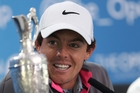 Rory McIlroy says he has