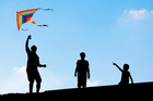 Take part in the the Manu Aute kite day. Photo / Thinkstock