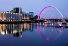 The Clyde in Glasgow. Photo / Thinkstock