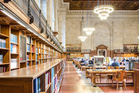 'Ghostbusters' and 'Breakfast at Tiffany's' fans will recognise parts of the New York Public Library. Photo / Thinkstock