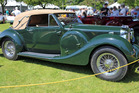 Lagonda made some beautiful cars before the Second World War. Photo / Wiki Commons