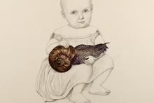 Margaret Silverwood's entry for the Parkin Prize, Peaceable Kingdom [Denniston Plateau].