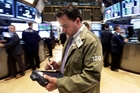 Good results from Google helped the S&P 500 and Dow Jones jump 1 per cent on Friday. Photo / AP