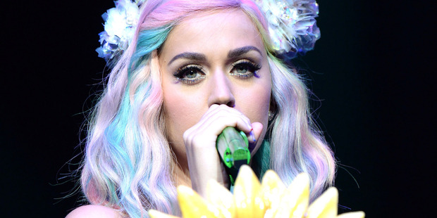Katy Perry's tweet has since been deleted. Photo/Getty