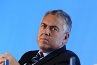 Joe Hockey wants an Australian pension age of 70. Photo / AP