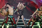 Stars like Britney Spears are entertainers rather than singers. Photo / AP