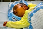 Abdel Rahman Bakr may get life-saving surgery. Photo / Kate Shuttleworth
