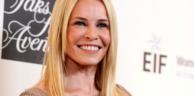 Chelsea Handler is coming to New Zealand for a one-off show. Photo/AP