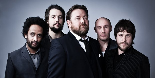Elbow are returning to New Zealand for a one-off show in November.