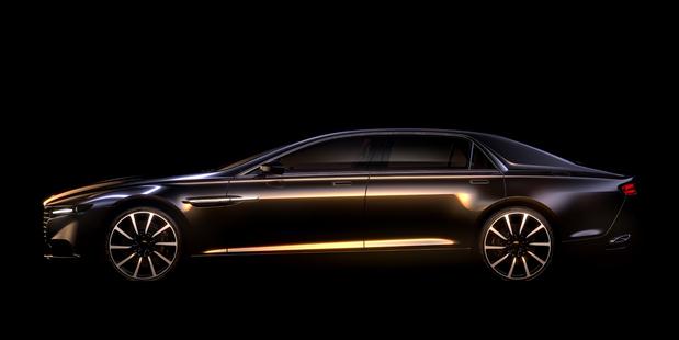 Aston Martin are set to relaunch the Lagonda marque.
