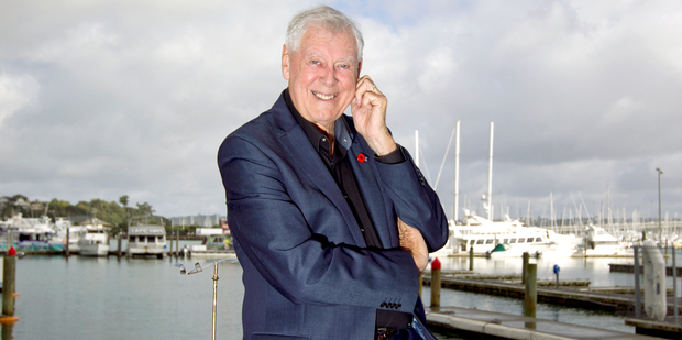Bob Harvey is proudest of his lobbying to protect the Waitakere Ranges from subdivision. Photo / Sarah Ivey