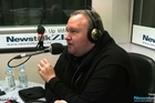 Kim Dotcom joins Newstalk ZB's Tim Roxborogh and Tim Wilson in studio to talk about why he think he's a polarising figure, why he started up The Internet Party, also NZ's internet and Hollywood licensing and why he's waiting until September 15 to release his 'bombshell' on John Key.