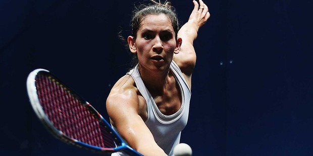 New Zealand squash player Joelle King. Photo / Getty Images