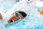 New Zealand freestyle swimmer Lauren Boyle. Photo / Getty Images