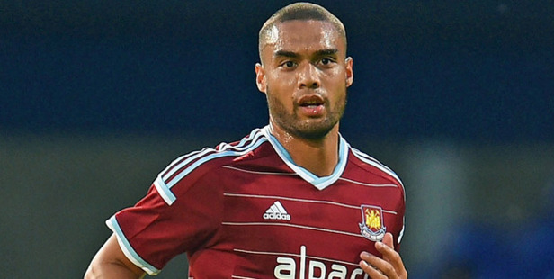West Ham United skipper Winston Reid. Photo / Getty Images.