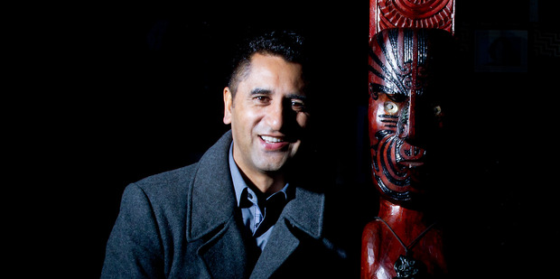Actor Cliff Curtis. Photo / Christine Cornege