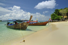 Phuket's beaches are almost empty in the off season. Photo / Thinkstock
