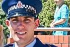 Constable Ben Klinkenberg.