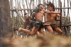 The Dead Lands starring James Rolleston (right).