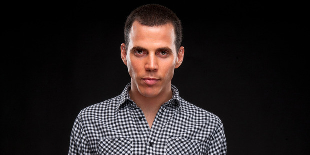 Steve-O will be performing in New Zealand this August.