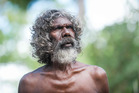 David Gulpilil won an award at Cannes for his part in Charlie's Country.