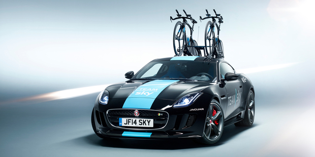 The bespoke F-Type is unlikely to make the production line.