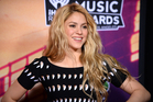Shakira has over 100 million fans on Facebook. Photo / AP