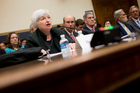 US Federal Reserve Chair Janet Yellen. Photo / AP