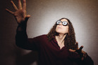 Comedic singer Weird Al Yankovic. Photo / AP