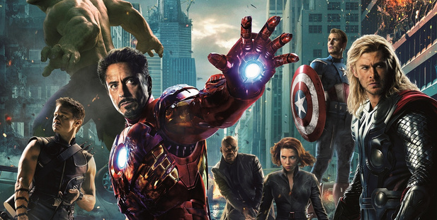 There is no stopping the tidal wave of superhero movie's that will be hitting the big screen. Photo / Supplied