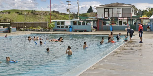 Waikato's Miranda Hot Springs