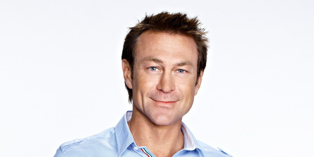 Grant Bowler, host of the new reality show.